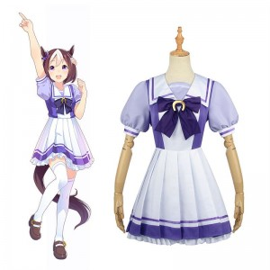 Uma Musume Pretty Derby Special Week Cosplay Costume