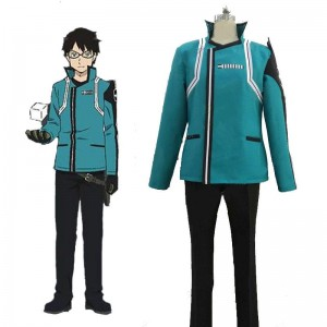 World Trigger Mikumo Osamu BlueCosplay