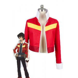 Voltron Legendary Defender Keith Anime Cosplay Costumes
