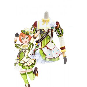 Love Live! Ice Awake Rin Hoshizora Anime Cosplay Costumes