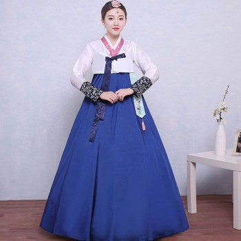 Korean Court Traditional Costume Cosplay Costume