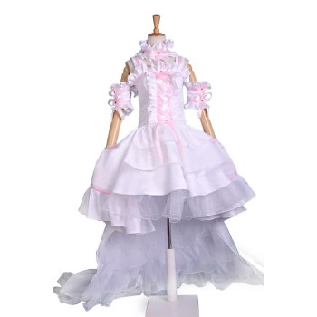 Chobits Chii Cosplay Anime Prinzessin White