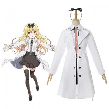 Arifureta: From Commonplace to World's Strongest Yue Cosplay Costume