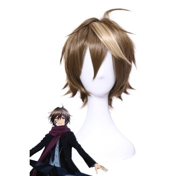 30cm Brown Guilty Crown OUMA SHU Perücke