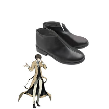 Bungou Stray Dogs Osamu Dazai Customized Anime Cosplay Schuhe