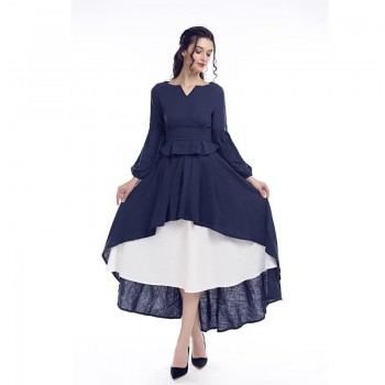 Europen And American Retro Dovetail Skirt Cosplay Costume