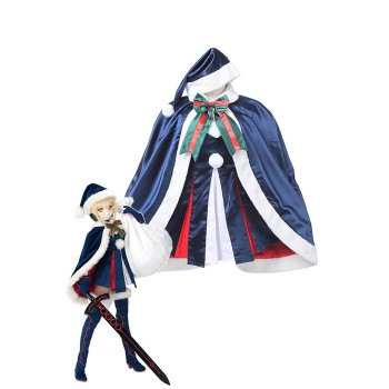 Fate Grand Order Santa Alter Cosplay Costumes