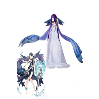 SINoALICE Game Little Mermaid Women Headwear