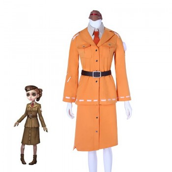 Game Fifth Personality Air Force Marta Betanfil Cosplay Costume