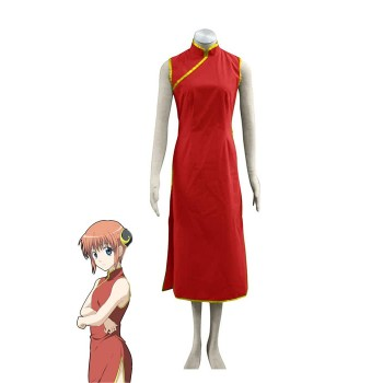 Gintama Kagura 1. Version Cosplay
