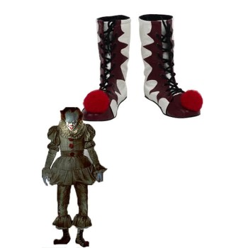 Halloween-Film es Pennywise Cosplay Schuhe