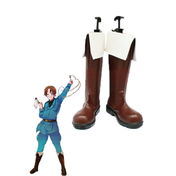 Hetalia: Axis Powers Italien. Frankreich Cosplay Schuhe Individuelle Schuhe