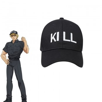 Hataraku Saibou Cells At Work Neutrophil  Cosplay Hat