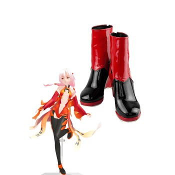 Guilty Crown Yuzuriha Inori Cosplay Schuhe nach Maß