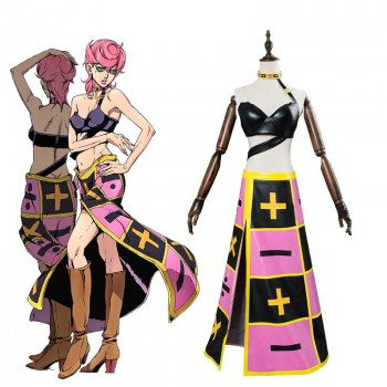 Trish Una Full Sets Cosplay Costume