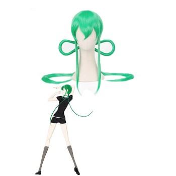 Land of the Lustrous Houseki no Kuni Jade lang grün  Cosplay Perücke