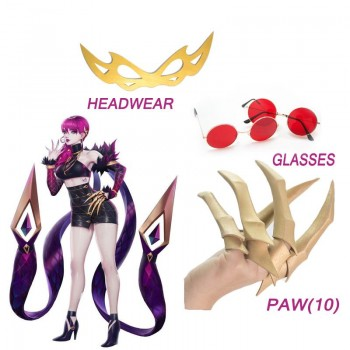 LOL KDA Skin Evelynn Prop