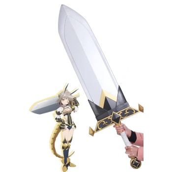Magical Girl Raising Project La Pucelle Sword Cosplay Props