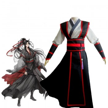 MO DAO ZU SHI WEI WU XIAN Youth Csopaly Costume Full Sets