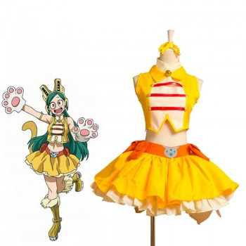 My Hero Academia PUSSY CAT Three Colors Cosplay Costume