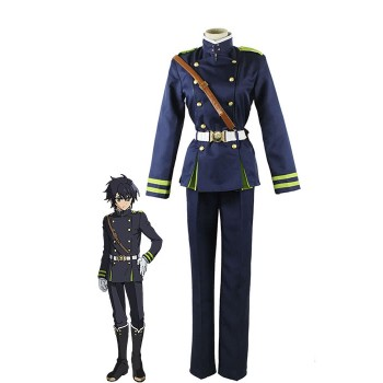 Seraph Of The End Yuichiro Hyakuya Cosplay