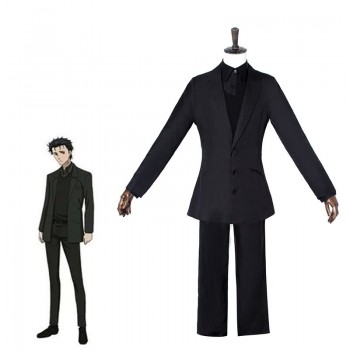 STEINS;GATE 0 Okabe,Rintarou Suit Cosplay Costume Full Sets