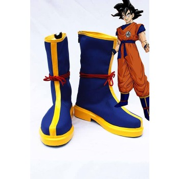 Dragon Ball Monkey King Son Goku Kakarot Cosplay Schuhe Stiefel nach Maß