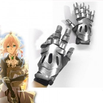 Violet Evergarden Violet Evergarden Anime Cosplay Props Cos Gloves
