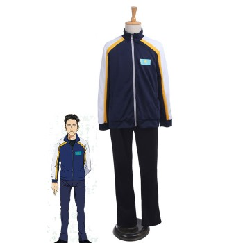 Yuri on Ice Otabek Altin Sportswear Suits Copslay Costumes
