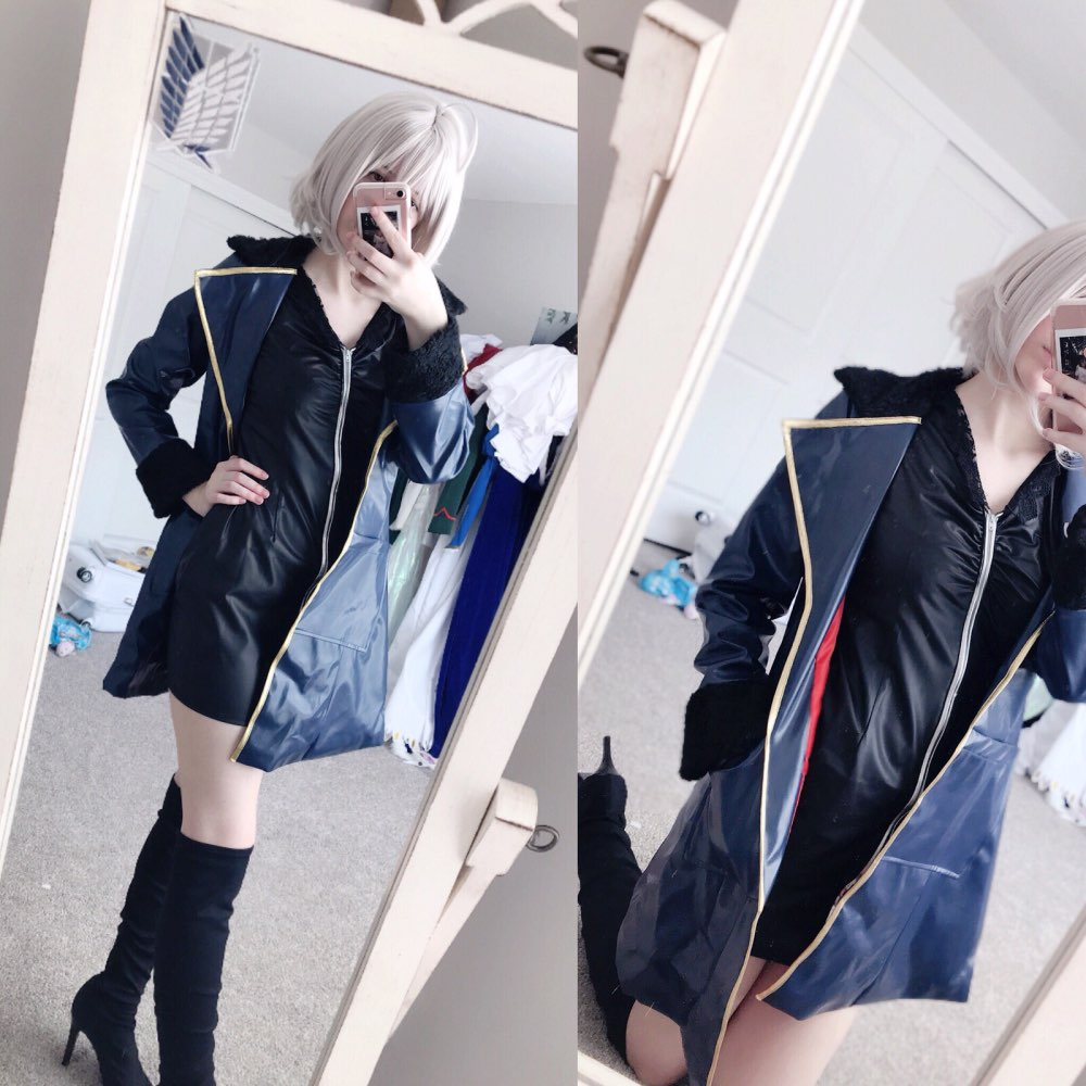 This is such a perfect cosplay! Sizes are very accurate, as I accidentally ordered a size larger. Still works!