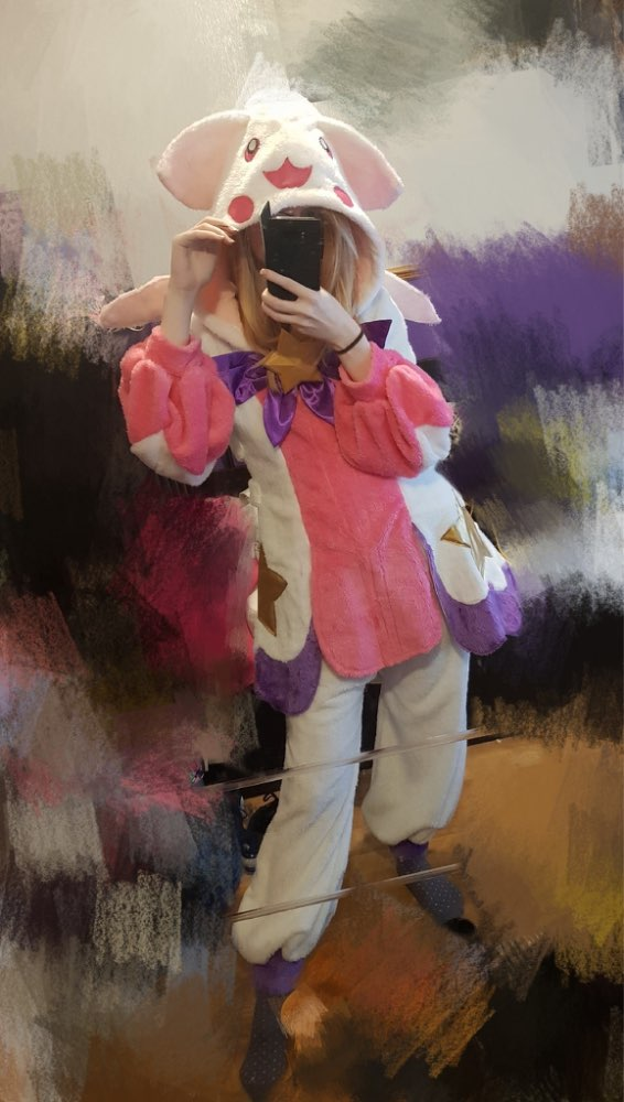 If you need a Pajama Guardian Lux cosplay I fully recommend getting this one! Cosplay is very soft and comfy to wear it's also not as hot as you would expect it to be while wearing. Shipping was fast and had no problems, will be buying from this store aga