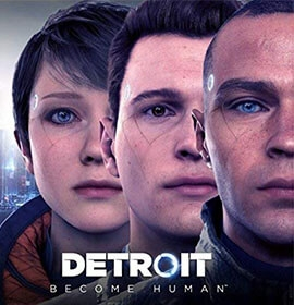 detroit become human cosplay